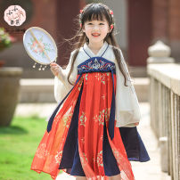 Tang costume 90,100,110,120,130,140 Polyester 95% polyurethane elastic fiber (spandex) 5% female spring and autumn There are models in the real shooting routine Bayouke 2 years old, 3 years old, 4 years old, 5 years old, 6 years old, 7 years old, 8 years old Chinese Mainland Zhejiang Province