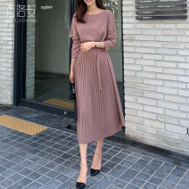 Fashion suit Winter of 2019 S M L XL Black Lotus Root Pink 25-35 years old Barone BLA83610 Other 100% Pure e-commerce (online only)