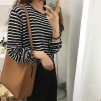 Bag The single shoulder bag PU Tote Bag Other / other Brown Black brand new Japan and South Korea large leisure time soft Magnetic buckle no Solid color Single root One shoulder hand nothing youth Vertical square Retro Handling handle synthetic leather one thousand nine hundred and forty-three