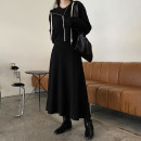 Fashion suit Spring 2021 Average size black 18-25 years old