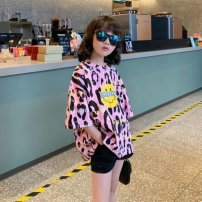 Outdoor casual clothes Tagkita / she and others female thirty-seven point six zero Green, pink, collect and purchase first Under 50 yuan 80,90,100,110,120,130,140 other Short sleeve summer have more cash than can be accounted for