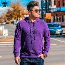 Sweater Youth fashion Otto Rehhagel  violet 4XL 5XL 6XL XL 2XL 3XL other Socket routine Hood autumn easy leisure time Large size tide routine RHCWY4122 other Cotton 86% polyester 14% cotton Embroidery other Autumn of 2018 80% (inclusive) - 89% (inclusive) Kangaroo pocket Pure e-commerce (online only)