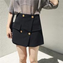 skirt Spring 2020 M,L,XL,2XL,3XL,4XL Black suit fabric, ZJ corduroy fabric black, ZJ corduroy fabric brown, QH 6-grain tweed skirt, QH 3-GRAIN tweed black, QH 3-GRAIN tweed black, QH 3-GRAIN tweed suit fabric, QH size chart, QH ground Tweed Fabric black, ZJ 4-grain Tweed Fabric Short skirt commute ZJ