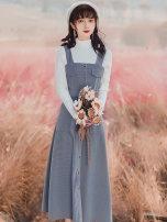 Fashion suit Winter 2020 S,M,L Top + strap skirt