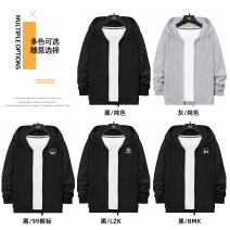 Sweater Youth fashion NGGGN M L XL 3XL XXL 4XL 5XL other Socket routine Hood easy leisure time teenagers tide routine 20201124-42-LTK-1 Other 100% other Spring 2021 Other styles zipper