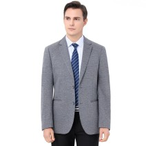 man 's suit As shown in the figure Great general and talented person Business gentleman thin 165-84,170-88,175-92,180-96,185-100,190-104 Self cultivation Double breasted Other leisure No slits middle age Long sleeves spring routine Business Formal  Casual clothes Flat lapel Round hem wool badge