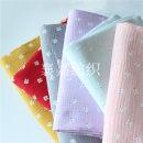 Fabric / fabric / handmade DIY fabric cotton Loose shear piece Cartoon animation clothing Japan and South Korea 100%