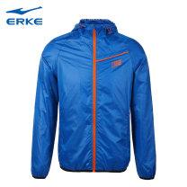 Sports jacket / jacket Erke / hongxingerke male 2XL 3XL m (adult) l (adult) XL (adult) 216315216-928 Autumn of 2019 Hood zipper Brand logo Sports & Leisure Warm and windproof Sports life yes