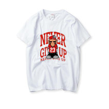 T-shirt Youth fashion routine A dream Short sleeve Crew neck easy daily summer Large size routine 2018 Cartoon animation printing Cotton polyester Creative interest tto
