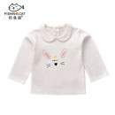 suit Diaoyumao / fishing cat 73cm 80cm 90cm 100cm 110cm female spring and autumn Long sleeve + skirt 2 pieces routine No model Socket nothing Cartoon animation cotton children Expression of love Class A Cotton 93% polyurethane elastic fiber (spandex) 7% Summer of 2019 Chinese Mainland Henan Province