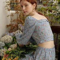 Fashion suit Autumn 2020 S M L Jasmine ISISLOVE SE19041S Polyester 100%