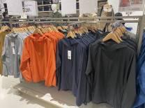 Jacket UNIQLO / UNIQLO Fashion City 03 gray, 09 black, 25 orange, 69 Navy, 30 light beige, 67 sea blue, 57 dark olive S,M,L,XL Self cultivation Other leisure spring