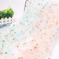 Fabric / fabric / handmade DIY fabric Netting Net embroidery flower white, net Embroidery Flower bright red, net Embroidery Flower Pink, net embroidery flower yellow, net Embroidery Flower gray, net Embroidery Flower sky blue Loose shear rice Plants and flowers other clothing Countryside