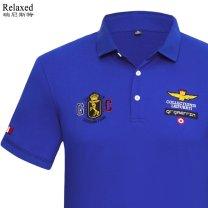 Golf apparel Blue, black, white S,M,L,XL,XXL,XXXL male Rlextton t-shirt