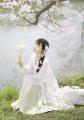Hanfu 96% and above Spring 2021 S,M,L polyester fiber