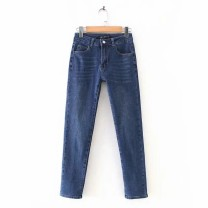 Casual pants As shown in the figure S,M,L,XL Autumn of 2019 trousers High waist street routine 18-24 years old 81% (inclusive) - 90% (inclusive) Europe and America