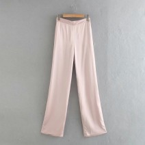 Casual pants As shown in Figure 1, as shown in Figure 2 XS,S,M,L Summer 2020 trousers Straight pants High waist street Thin money 18-24 years old 81% (inclusive) - 90% (inclusive) Europe and America