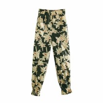 Casual pants As shown in the figure XS,S,M,L Spring 2021 trousers High waist street routine 18-24 years old 71% (inclusive) - 80% (inclusive) Europe and America