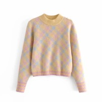 Wool knitwear Winter 2020 S,M,L As shown in the figure Long sleeves other 81% (inclusive) - 90% (inclusive) street 18-24 years old Europe and America