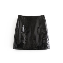 skirt Autumn 2020 XS,S,M,L As shown in the figure Short skirt street High waist A-line skirt 18-24 years old 71% (inclusive) - 80% (inclusive) other Europe and America