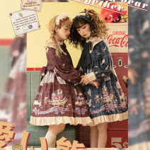Lolita / soft girl / dress Cat can Lolita L,M,S Unlimited season, winter, spring, spring and autumn goods in stock Lolita, soft girl