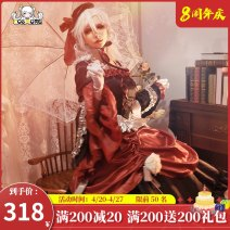 Cosplay women's wear skirt goods in stock Over 14 years old Female s [late April hair] female m [late April hair] female l [late April hair] Average size Manchuang Chinese Mainland The fifth personality