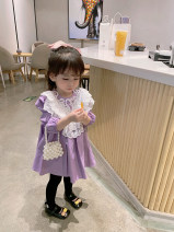 Dress Graph color female Other / other 7(90cm),9(100cm),11(110cm),13(120cm),15(130cm) Other 100% spring and autumn Korean version Long sleeves other other 2 years old, 3 years old, 4 years old, 5 years old, 6 years old Chinese Mainland