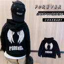 Sweater / sweater Other / other Wing Hoodie in stock , Pre sale of wing Hoodie neutral 90cm,100cm,110cm,120cm,130cm,140cm,150cm spring and autumn No detachable cap cotton printing