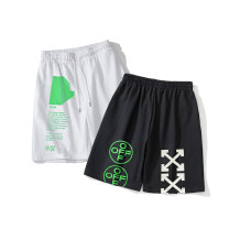 Casual pants White, black M,L,XL,XXL Autumn 2020 shorts Straight pants Natural waist street routine 18-24 years old 96% and above Other / other other cotton Europe and America