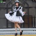 Lolita Dress L M S XL goods in stock Cat teacher polyester fiber