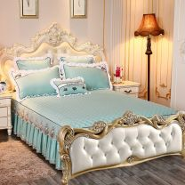 Bed skirt polyester fiber yeetex Solid color First Grade