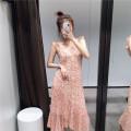 Dress Summer of 2019 Decor dress S,M,L singleton  51% (inclusive) - 70% (inclusive) other