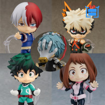 Others Over 14 years old goods in stock Good Smile Japan comic My hero College GSC clay man The joints are movable other Clay man Charring and freezing