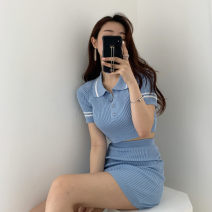 Fashion suit Summer 2020 Average size Blue, pink 31% (inclusive) - 50% (inclusive)