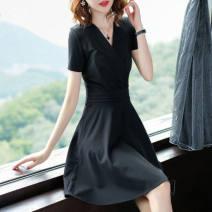 Dress Summer 2021 Red, black, white bra M,L,XL,2XL,3XL 18-24 years old