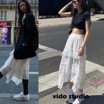 Dress Summer of 2019 T-shirt, skirt S,M,L,XL