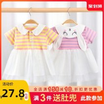 Dress female Other / other 73, 80, 90, 100 Cotton 100% 3 months, 12 months, 6 months, 9 months, 18 months, 2 years old, 3 years old