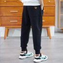 trousers The youth said male spring and autumn trousers leisure time There are models in the real shooting Sports pants Leather belt middle-waisted cotton Don't open the crotch Other 100% Class B Spring 2021 Chinese Mainland Zhejiang Province