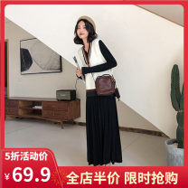 Fashion suit Autumn 2020 S M L XL 2XL 3XL 4XL 18-25 years old Yifengweier Polyester 95% polyurethane elastic fiber (spandex) 5% Pure e-commerce (online only)