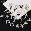 Other DIY accessories Other accessories Alloy / silver / gold 0.01-0.99 yuan brand new Fresh out of the oven Mo Mo Yu