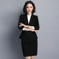 Professional dress suit S M L XL Suit + skirt suit + shirt + skirt suit + pants suit + shirt + pants suit + shirt + shirt + skirt + pants suit + pants skirt Spring 2016 Long sleeves A908 Shirt coat other styles Suit skirt 25-35 years old Shiluya Pure e-commerce (online only)