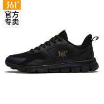 Running shoes 361° 39 40 41 42 43 44 male Suitable for single 3-10km medium and short distance Frenulum Summer 2021 Trail road runway no Sports Life Series Ventilation technology yes Sewing