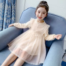 Dress Beige, pink female Other / other 110cm,120cm,130cm,140cm,150cm,160cm Other 100% spring and autumn princess Long sleeves Solid color other A-line skirt 0403-1 Class B Four, five, six, seven, eight, nine, ten, eleven, twelve Chinese Mainland Zhejiang Province Huzhou City