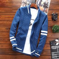 T-shirt / sweater P.P.OK Fashion City No cashmere - denim blue no cashmere - light grey no cashmere - dark blue no cashmere - dark grey - 2 cashmere - denim blue - 2 cashmere - light grey - 2 cashmere - dark blue - 2 cashmere - dark grey M/170 L/175 XL/180 XXL/185 XXXL/190 Thin money Cardigan youth