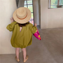 Dress Picture color female Other / other 90cm,100cm,110cm,120cm,130cm,140cm Other 100% summer other other