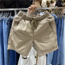 Casual pants Others Youth fashion S,M,L Shorts (up to knee) Other leisure easy