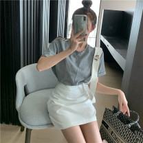 Fashion suit Autumn of 2019 Average size 18-25 years old Other / other