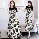 Dress Summer 2020 White, black M. L, XL, 2XL, elegant and fashionable dress XC-2069-CPYY-J