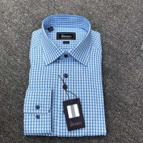 shirt Business gentleman Others routine Pointed collar (regular) Long sleeves Self cultivation go to work Four seasons