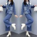 Fashion suit Winter 2020 XL,XXL,XXXL blue Princess elephant